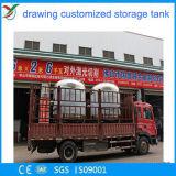 Fabricante de aço profissional do tanque de armazenamento