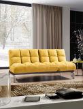Armrestのない特別な機能折られたソファーベッド
