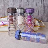 Bottiglia di acqua di vetro di stile 350ml di Bussiness
