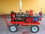 Pompa antincendio centrifuga diesel di serie di Xbd