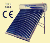 CE認証付き2014ノンプレッシャーソーラー温水器200L