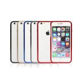 2015 o Colorful o mais novo Crystal Metal Caso Cover Bumper para o iPhone 6plus