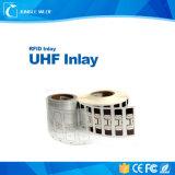 Embutido pasivo de la frecuencia ultraelevada de RFID 860-960MHz para el sistema de seguridad