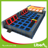 Saleの340平方メートルTrampoline Areana Best Trampoline Workout