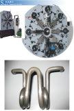 6mm ressort souple sans cames de commande numérique par ordinateur de 12 axes tournant formant le ressort difficile de Machine&Highly de ressort de fil plat de torsion de prolonge de Machine& formant la machine