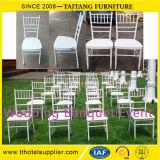 スタック可能金属のTiffanyのイベントのケイタリングのChiavariの結婚式の椅子