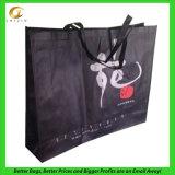ホイルによって印刷される非編まれたショッピング・バッグ(LJ-93)