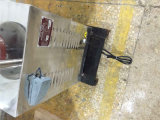 Stuffer rapide électrique de saucisse d'acier inoxydable pour la fabrication de la saucisse (GRT-SF260)