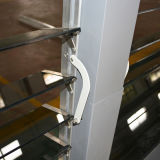 Grosser Größen-gute Qualitätssteuerung-Aluminiumglasblendenverschluß Windows Kz148