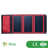 Mini sistema eléctrico solar portable 18W Sunpower plegable el bolso del panel solar