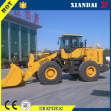 CE Approved Shandong Xiandai 5ton Wheel Loader para Sale com Lowest Price Highquality