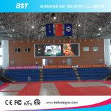 pH 6 Cubierta De Pantalla a todo color del LED que hace publicidad de Estadio de baloncesto