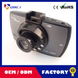 """Registrador da câmera carro de HD 1080P cheio 2.7 do """" com o carro DVR do G-Sensor da visão noturna da deteção do movimento"""