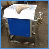 De middelgrote Smeltende Oven van het Schroot van het Aluminium van de Frequentie IGBT (jlz-25)