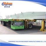 D'acier inoxydable de matériaux de garçon de camion remorque inférieure semi (personnalisée)