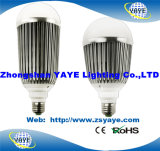 Yaye Top Sell USD2-5/PC per 3W-12W E27/E14/B22/GU10 LED Bulb/LED Bulbs Light con Warranty 2 Years