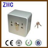 Interruttore chiave aperto del portello elettrico di alluminio impermeabile per il generatore