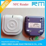 Dispositif TCP/IP+WiFi de lecteur de cartes de l'IDENTIFICATION RF NFC du contrôle d'accès 13.56MHz