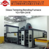 Máquina Tempered de cristal de la cortina Inferior-e suave avanzada del comparativo