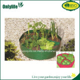 PE Onlylife рециркулирует вися завод растет плантатор овоща мешка