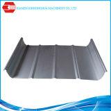 Placa de acero revestida del material nano, azulejos de material para techos del chalet de acero