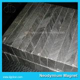De industriële Magneet van het Ferriet van de Staaf van het Blok van het Gebruik Zwarte Harde Grote