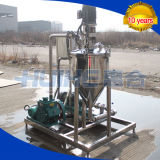 Réservoir de décarburation de boisson de vide