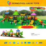 熱い販売の安い子供の遊園地(A-15082)のための屋外の運動場装置