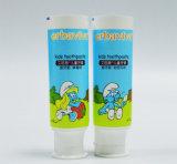 Los niños de la crema dental cosmética Tubos Tubos