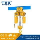 Reisender Modus 10 Tonnen-elektrische Kettenhebevorrichtung mit elektrischer Laufkatze