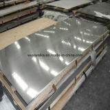 La plus défunte semelle carrée de feuille d'acier inoxydable