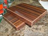 De houten MDF van de Melamine Kast van de Keuken (zh-K21)