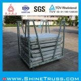 알루미늄 군중 통제 방벽 주차 방벽