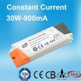 30W 900mA konstante Stromversorgung des Bargeld-LED mit Cer CB
