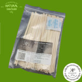 vara do difusor da lingüeta do aroma de 100PCS/Bag 3mmx18cm, núcleo do Rattan, vara de bambu do perfume da fragrância