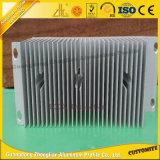 アルミニウム脱熱器のためのExtrucstionのカスタマイズされたアルミニウムプロフィール