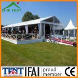 Рекламировать напольную прозрачную большую сень шатра