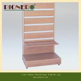 Prateleira de indicador de madeira da alta qualidade