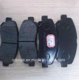 De calidad superior semi-metálicas pastillas de freno de Toyota Nissan Honda