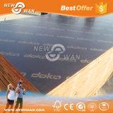 WBP Phenolic Poplar Film Faced Plywood Shuttering Plywood für Construction 18mm