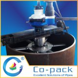 Bewegliche hohe Stärken-Rohrleitung-abschrägenmaschine