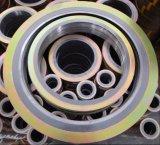 Steel di acciaio inossidabile 316L Kammprofile Gaskets con Outer Ring