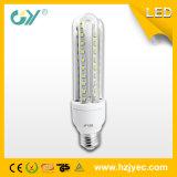 Lampe conductrice thermique d'ampoule de forme de DEL U avec du CE RoHS