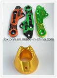 Кита изготовило части CNC подвергая механической обработке алюминиевые
