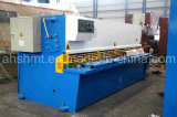 QC12y-8*3200mm Hydraulic Shearing Machine 또는 Hydraulic Plate Cutting Machine/