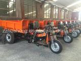 Tricycle électrique /Used d'exploitation sur le mini dumper diesel de tunnel/petit camion au Pérou