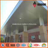 IDEABOND panel compuesto de aluminio (PVDF)