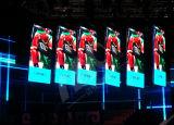 Im Freien bewegliche Bildschirm P6 LED-Mietbildschirmanzeige