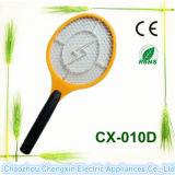 Blocco dello Swatter dell'assassino della zanzara caricato batteria, racchetta all'ingrosso Cina di campeggio esterna di Zapper dell'errore di programma dell'insetto