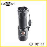 26650의 건전지 장기간 시간 높은 가벼운 방수 알루미늄 LED 토치 (NK-2661)